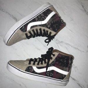 Vans women's sneakers size 8